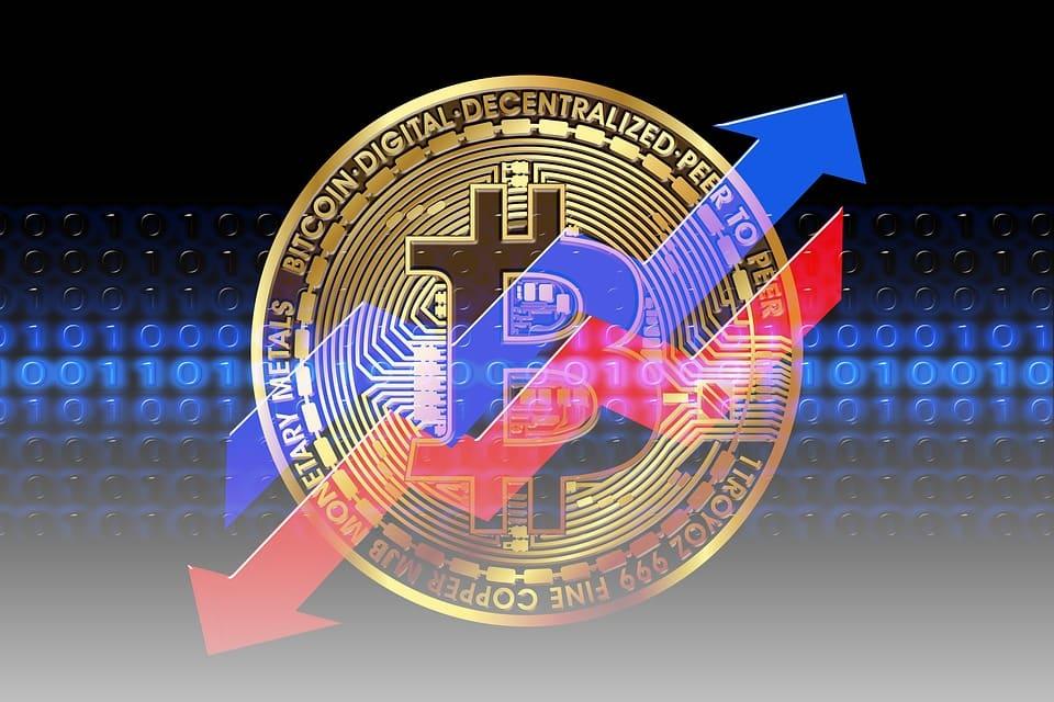 Crypto price rise